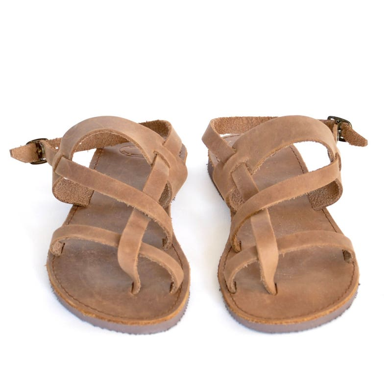 2d110693fc63 Leather Sandals Women Men handmade classic strappy sandals