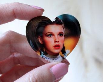 Dorothy Brooch, The Wizard of Oz Brooch, Dorothy Pin