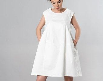 White beach dress | Etsy