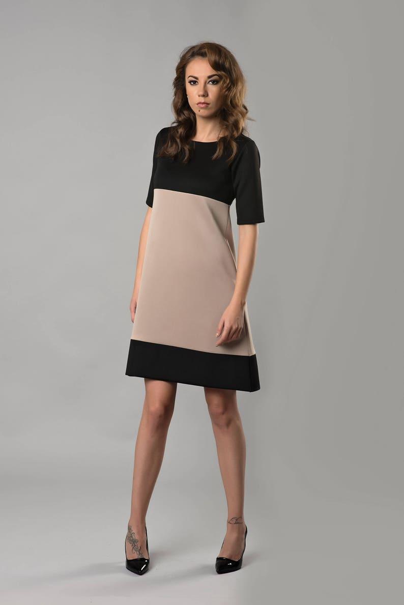 691984ece1e79 Cocktail Dress Short Women Dress Summer Dress Minimalist   Etsy