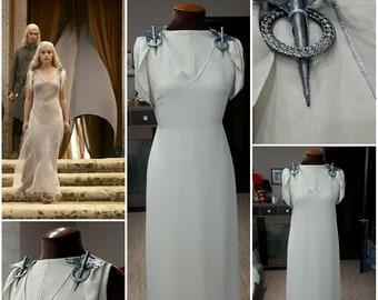 Daenerys Dress Etsy