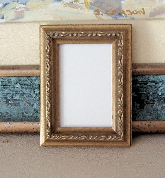 ACEO Picture Frame / Art Trading Cards Miniatures Prints | Etsy