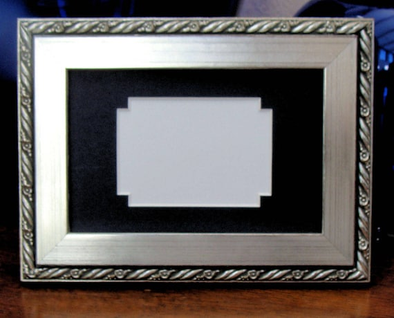 ACEO Picture Frame Fits 2.5 x 3.5 Trading Card | Etsy