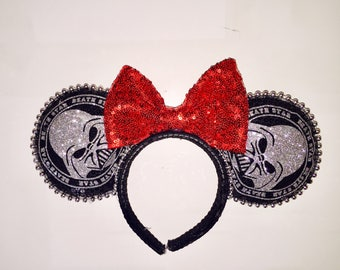 Starwars ears, Darth vader ears, starwars, mickey ears