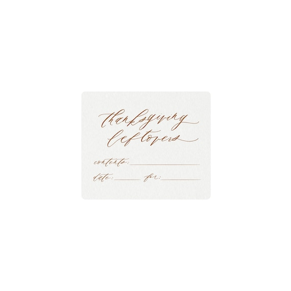 printable avery 8164 thanksgiving leftovers label avery 8164 etsy