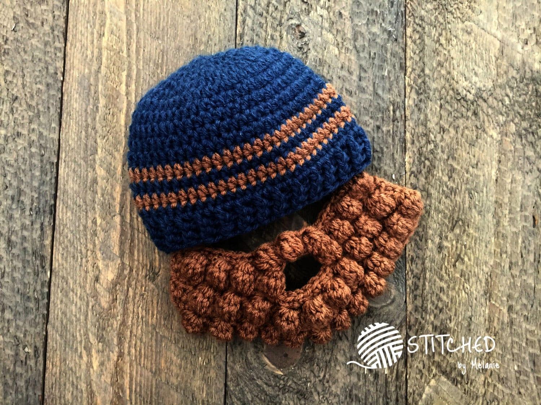 f69c1d6ba08 Bearded Beanie Hat