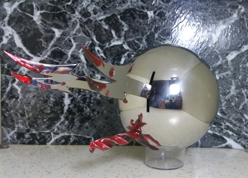 Phantasm Bloody Battle Spheresentinelpart I Orbball Metal Etsy