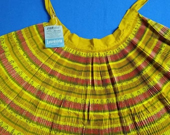 Everpleat by Bonifab vintage pleated apron, New with tags.