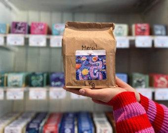 Economical Pack - 1KG Bulk Soap Bars Without Labels. Zero Waste Soaps, Bulk Buy, Deal, Promotion on Soaps, Surprise Assortment, Gift Pack