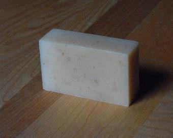 Shea Honey Oat Soap, Organic Soap, Essential Oil Soap, Herbal Soap