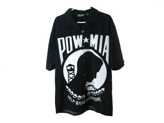 POW MIA size XL