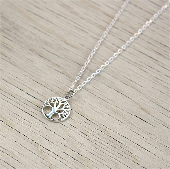 tree of life necklace 925 Silver PM