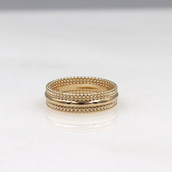 gold-plated gold-plated ring for women