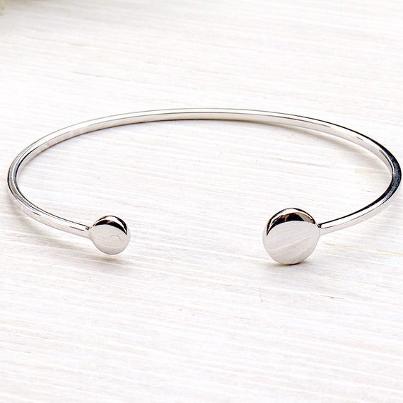 925 sterling silver women Bangle 160gr/m²