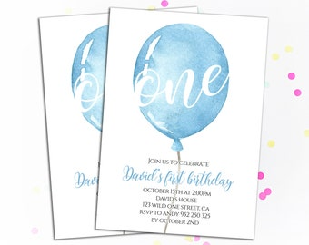 30 Baby Boy Shower Ticket Invitation Teal Orange Personalized Invites Baby A1