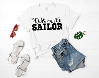 33fef75cd Dibs on the Sailor   Navy Girlfriend   Navy Fiancé   Navy Wife   Military  Homecoming shirt