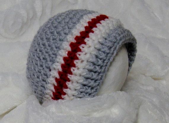 Bonnet de style bas de laine pour bébé