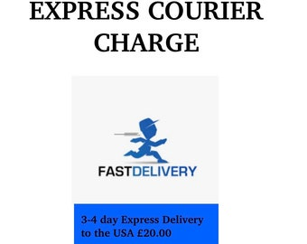 Express Worldwide Shipping Charge