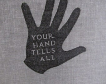 Your Hand Tells All by Alice Denton Jennings