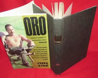 """Cizia Zyke's """"ORO"""", A True Story"""