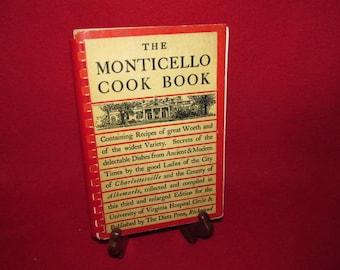 Monticello Cook Book Third Edition