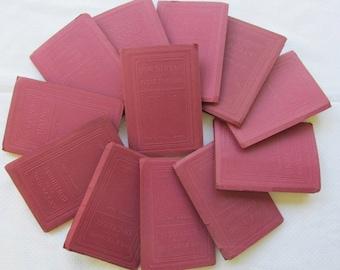 Nutshell Library Set of Twelve Mini Classics  *