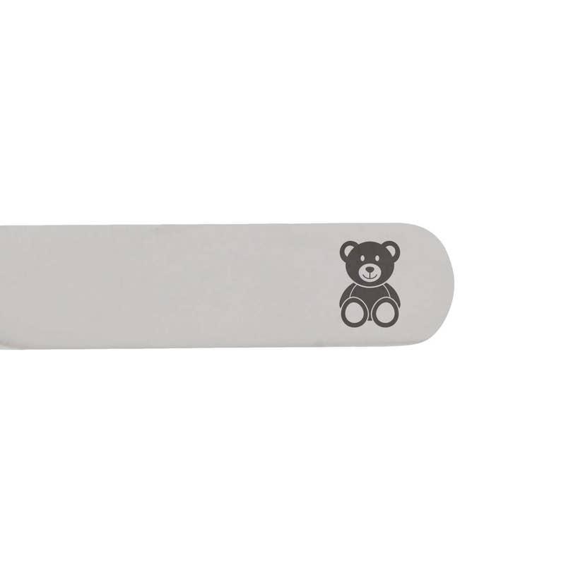 Teddy Bear Stainless Steel Collar Stays