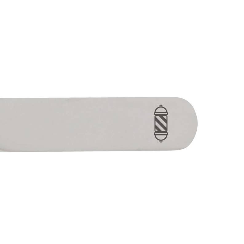 Barber Pole Stainless Steel Collar Stays