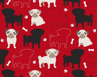 Pug blanket | Etsy