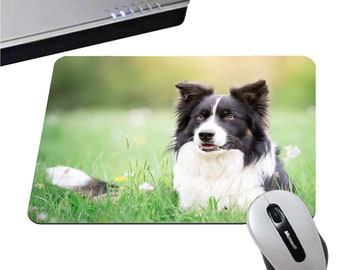 Mouse pad - Border Collie dog