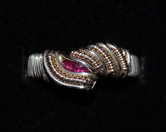 Ruby ring size 5.5