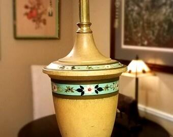 Art Deco Lamp, Aluminum Lamps, Vintage Table Lamps, Art Deco Table Lamps, Art  Deco Decor, Vintage Home Decor, Table Lamps, Home Decor