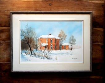 Watercolor Painting by Lorna Webb, Modern Art, Lorna Webb, Watercolor Painting