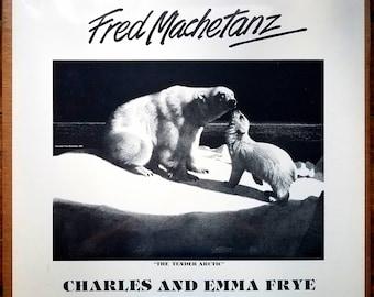 Fred Machetanz Life In Alaska Museum Poster, Fred Machetanz, Alaskan Art