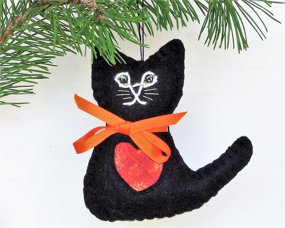 image 0 - Cat Christmas Decorations