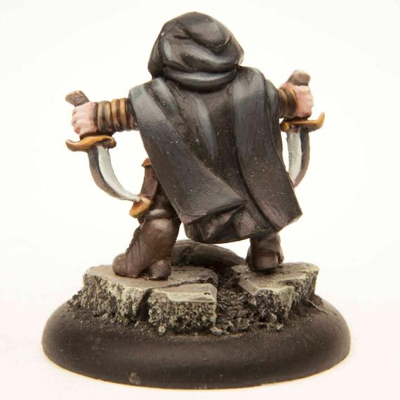 Miniatura de resina de 4 Mediano ladrón