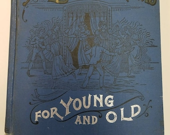 1893 Royal Entertainments For Young and Old for Parlor School Church and Lawn  Compiled by Mrs. Grace Townsend