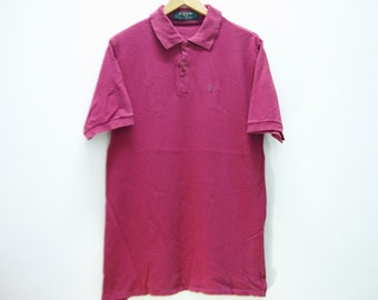 Vintage 90s FRED PERRY polo shirt size 44 made in England