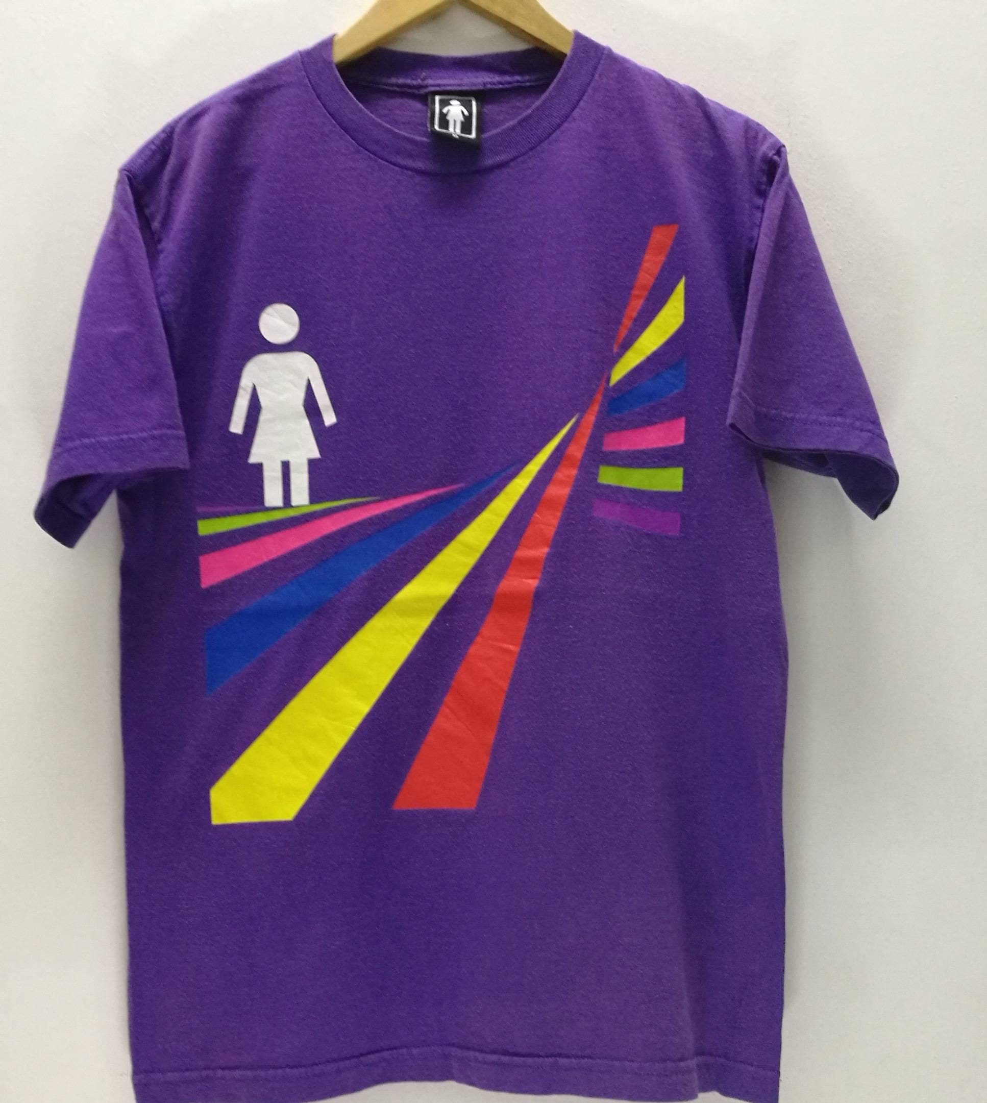Girl Skateboards Shirts | Coolmine Community School