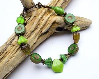 Boho Bracelet Spring