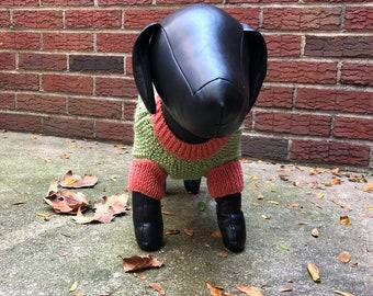 Melanie Color Block Sweater