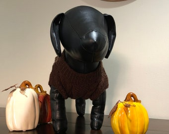 Cocoa High  Neck Sweater