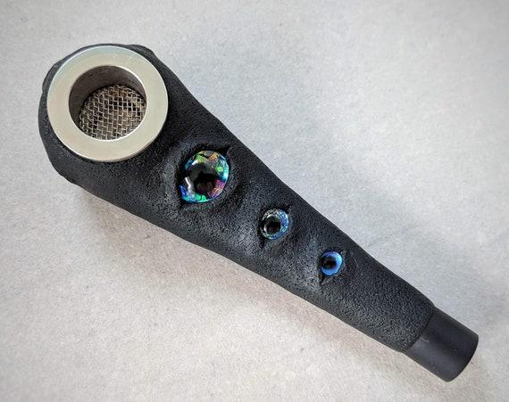 Eye Smoking pipe