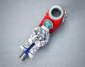"""Smoking pipe. """"Astronaut"""""""