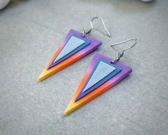 "Earrings series ""Minimalist"""