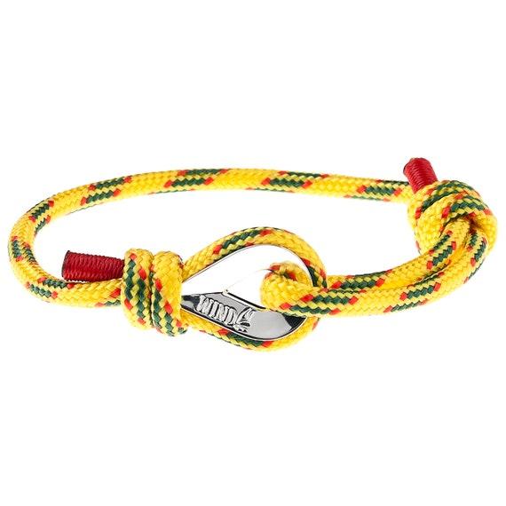 WRIST BRACELET - arm bracelet, cord bracelet, rope bracelet, outdoors bracelet, jewelry bracelet, friendship bracelets, charm bracelets