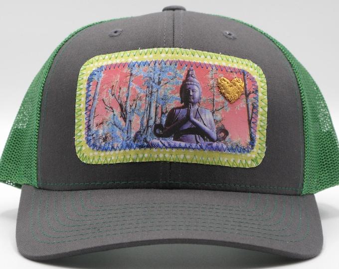 Buddha of the Forest Baseball Hat / Trucker Hat