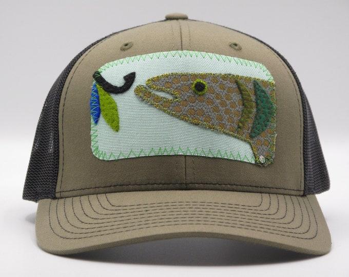 Hook that Fish Baseball Hat/Trucker Hat