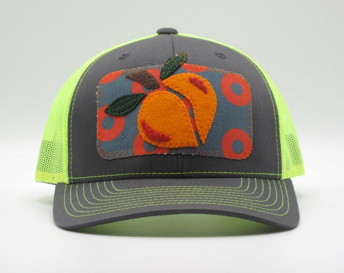 Life is Peachy Baseball/Trucker Hat