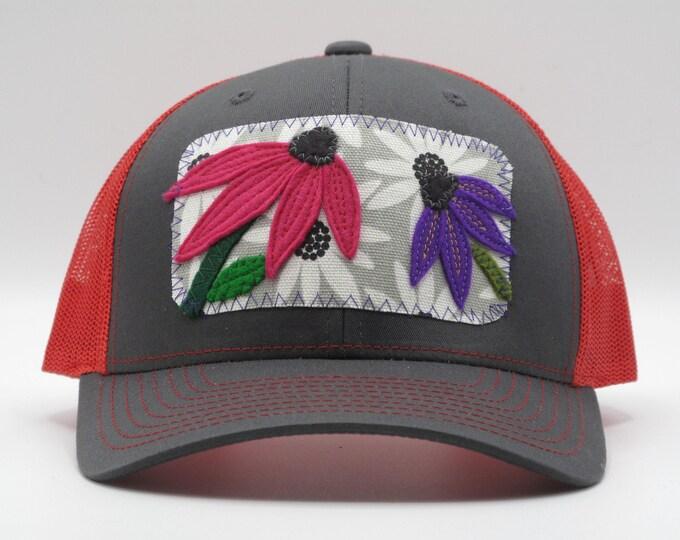 Echinacea Baseball/Trucker Hat